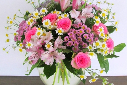 АртБукет, Нижний Новгород, цветы, букет, ромашки