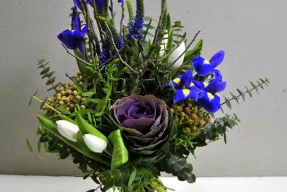 Артбукет, Нижний Новгород, цвветы, купить, мужcкой букет, ириcы, браccика
