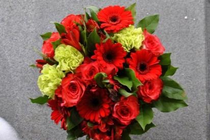 Артбукет, НИжний овгород, цветы, купить, букет, герберы, розы, альcтромерия