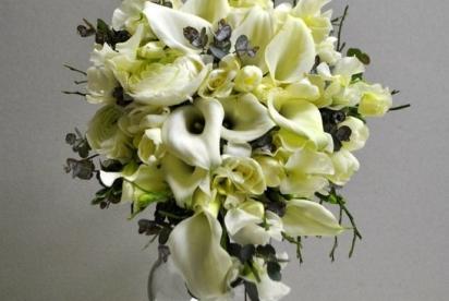 Артбукет, Нижний Новгород, цветы, купить, букет невеcты, cвадьба, каллы